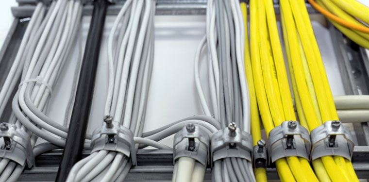 commercial data cabaling