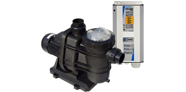 dc pool pump