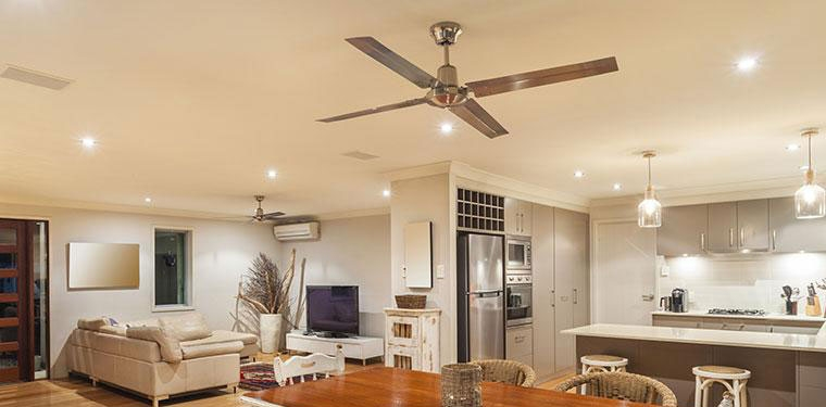 Alectric provides finest ceiling fans in adelaide domestic ceiling fan aloadofball Gallery