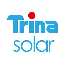 trina solar panel brand
