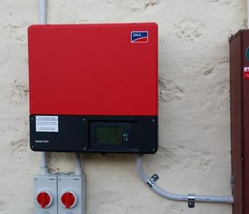 installation of solar inverter brand